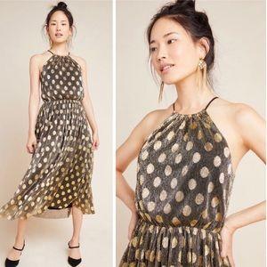 Confetti Halter Dress Sunday in Brooklyn NWT M